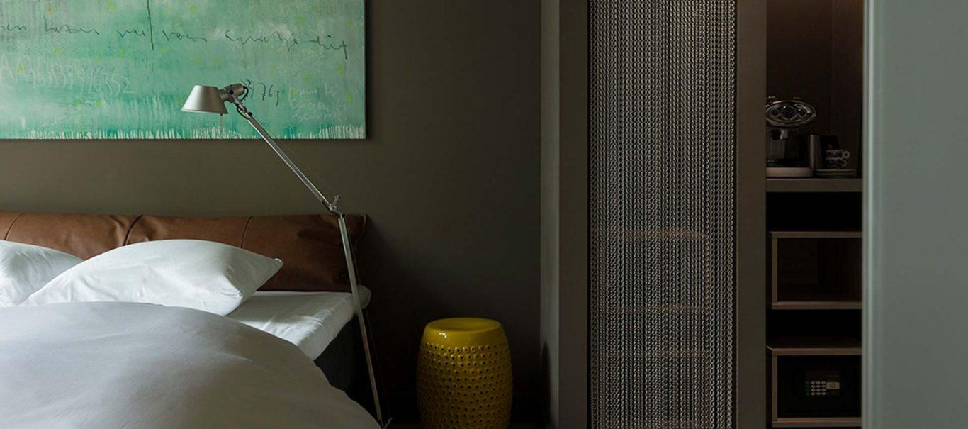 hotel nijmegen centrum blue slaapkamer
