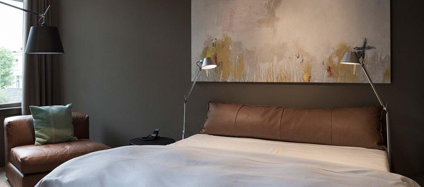 hotel nijmegen blue hotelkamer