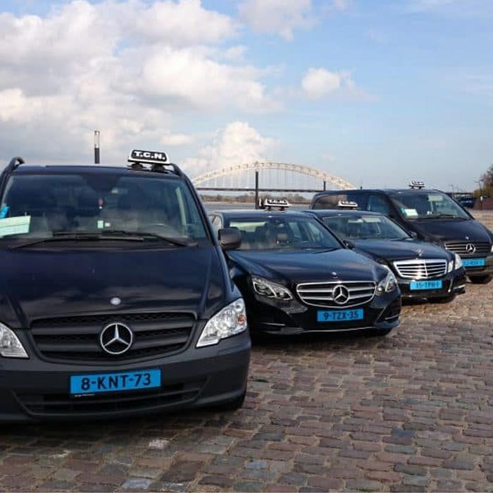taxi nijmegen TCN