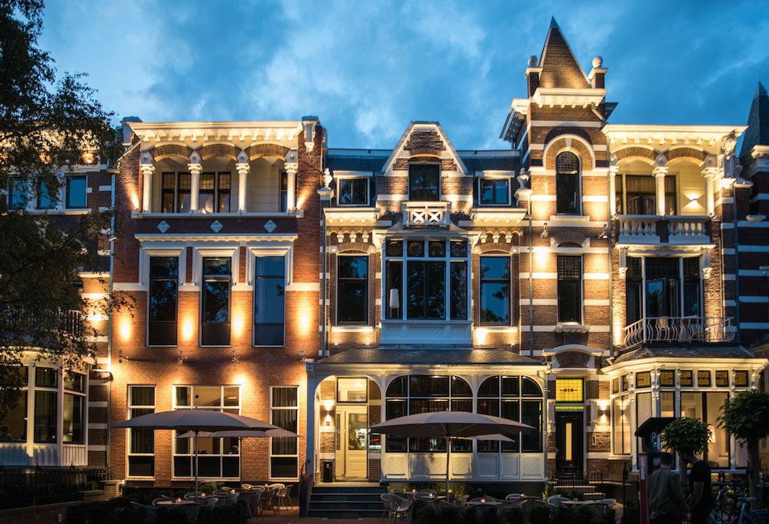exterieur hotel blue nijmegen